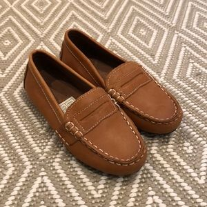 Toddler Boys polo loafers
